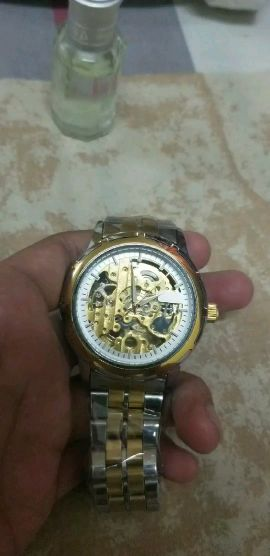 Unused Mechanical Watch
