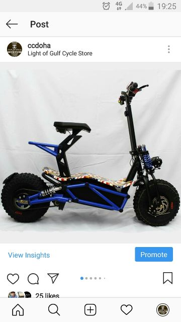 NEW USA SCOOTER