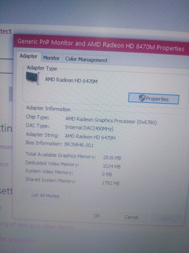amd radeon hd 6470m driver windows 7 64 bit asus