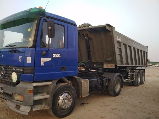 Mercedes Truck for sale 2003 Model