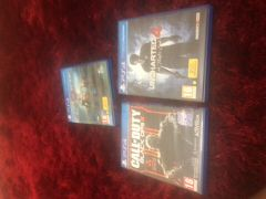3 Gamgs for sale
