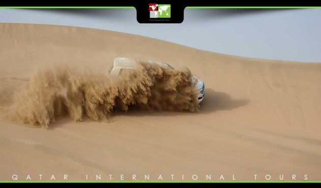 Desert Safari and Dune Bashing