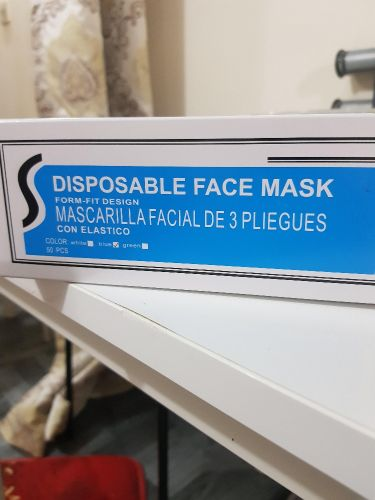 3 ply Disposable Face mask for sale