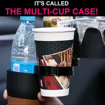 stylish mobile & cup holders