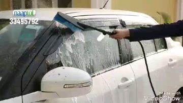 car washer machine