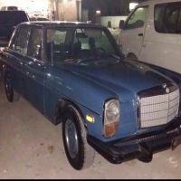 Mercedes مرسيدس 74