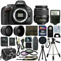 Nikon D5200 وأدوات