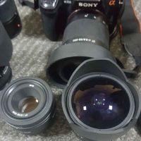 كاميرا سوني a350