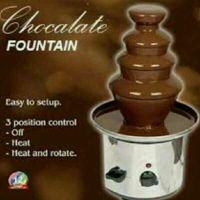 نافورة شوكولاته
