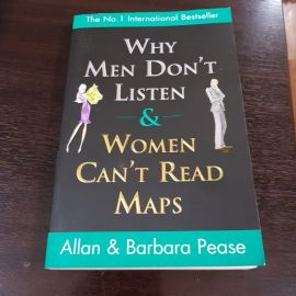 Why Men Don't Listen and Woman Can't Rea