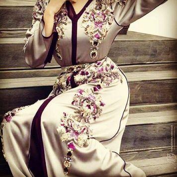 الخياطة المغربية