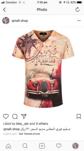 قميص ٣دي