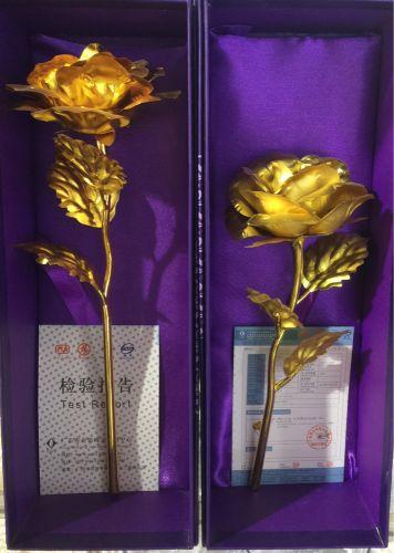 الورد الذهبي