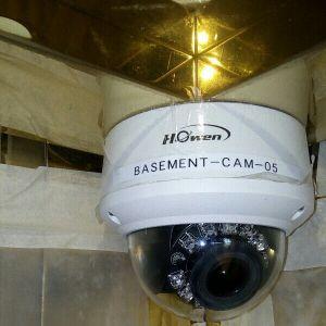 تركيب الكاميرات والشبكات CCTV