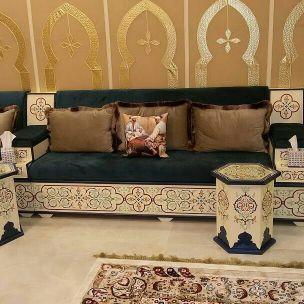 جلسات مغربية  instagram :7seas_decor