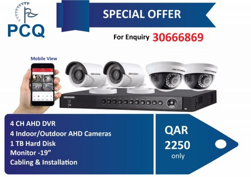 Special Offer CCTV