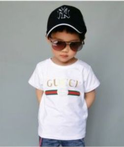 Kids Gucci t shirt