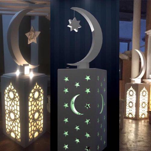 ستاند كهرباء رمضان