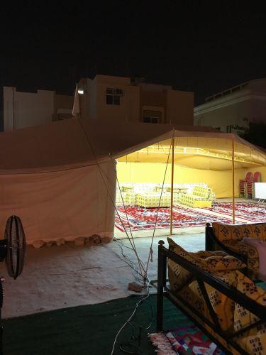 خيمة ١٥* ٧