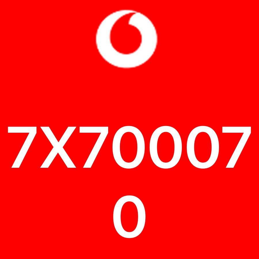 رقم فودافون