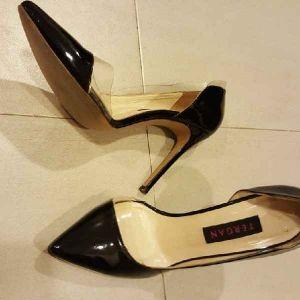 elegant black shoes for sale