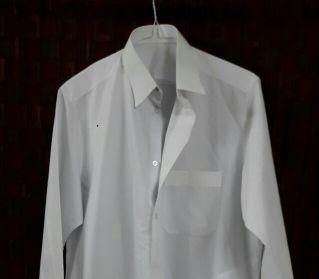 ثوب ابيض بحالة ممتازة