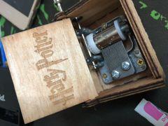صندوق موسيقى