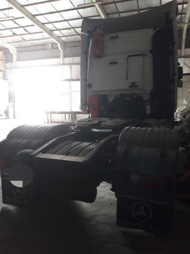 Mercedes - Benz Terrla Header