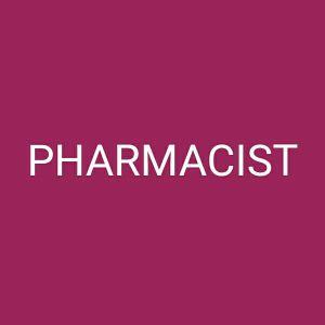 A Pharmacist look for a job