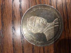 الملك حسين بن طلال