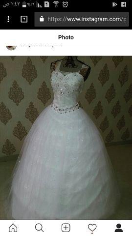 بدلة ..فستان زفاف