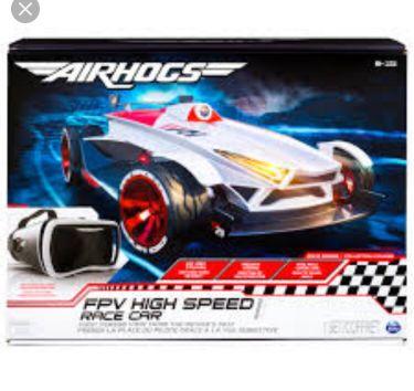 Air hogs VR car