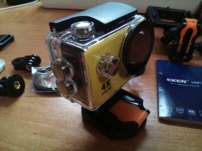 GoPro مثل Eken H9R