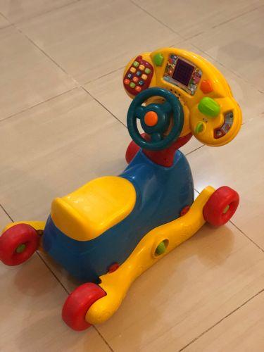 عربة أطفال vteck