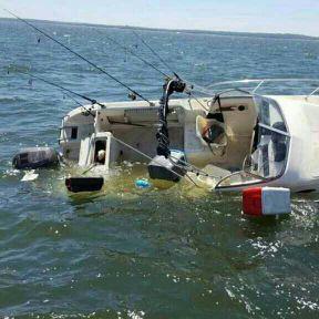 مضخة طرد المياة  بالقارب (اليمه)