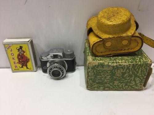 Spay camera