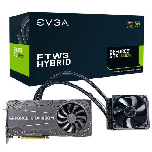 Graphic card GPU 1080 Ti FTW3