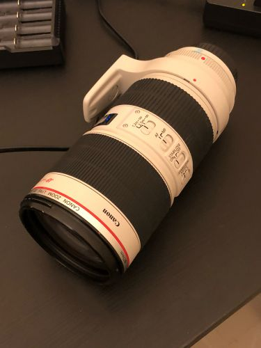 Canon 70 -200 f2.8