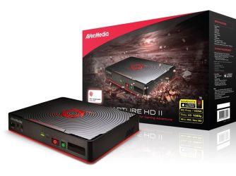 جهاز تسجيل الألعاب بتقنية عالية الوضوح