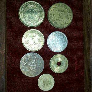 عملات المغرب قديمة