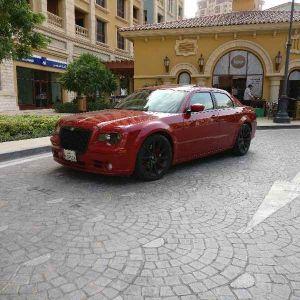 Chrysler c300 srt