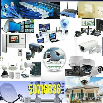 CCTV complete solution
