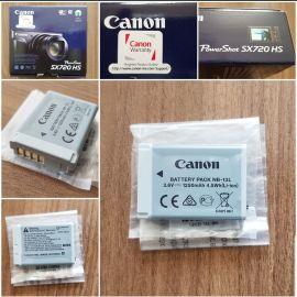 بطارية كاميرا كانون جديدة للبيع