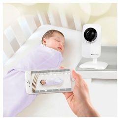 كاميرا مراقبة الطفل