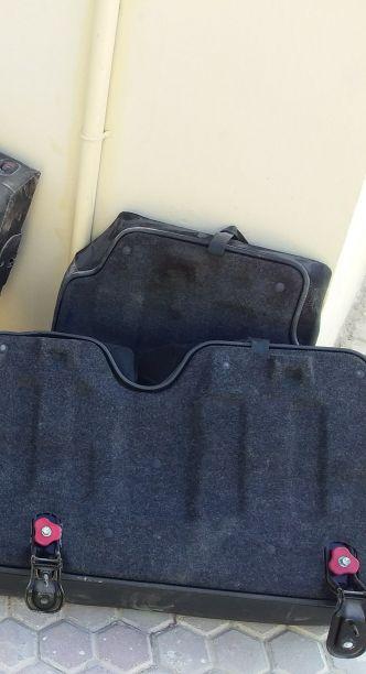 اف جي كراسي خلفي مفصول ٢٠١٣ نظيفه
