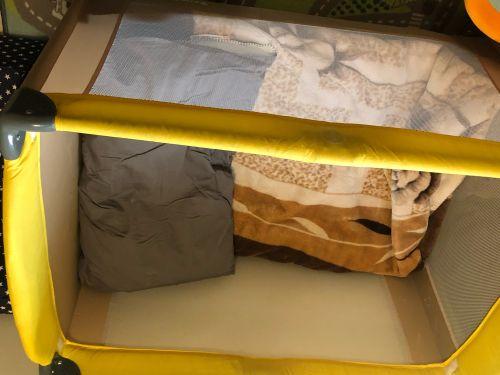 سرير اطفال متحرك  جونيورز
