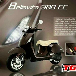Bellavita 300cc