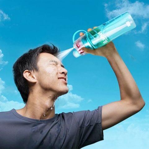 للبيع غرشة ماء مع ضغط