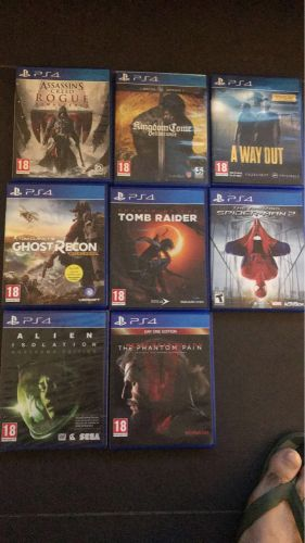 New games cheap sale
