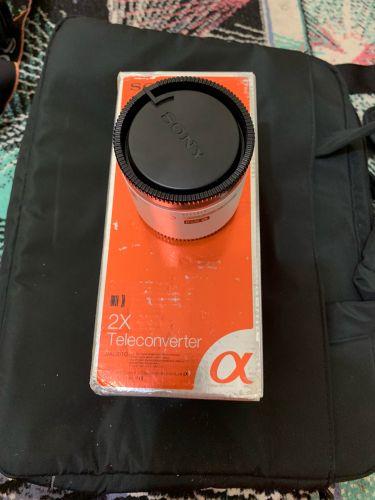 Sony X2 Teleconverter